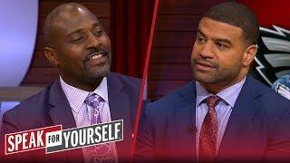 Shawne Merriman: Eagles' Carson Wentz won't change his leadership style   NFL   SPEAK FOR YOURSELF