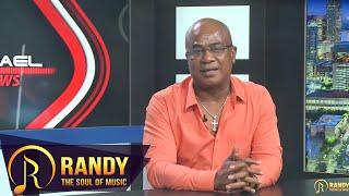 Ca sỹ Randy tham gia talk show cùng Michael Hòa tại Mỹ