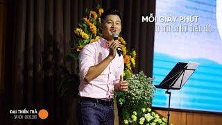 Bài hát Biết Đâu Nguồn Cội & Mỗi Ngày Tôi Chọn Một Niềm Vui | Đại Thiền Trà | 09.03.2019