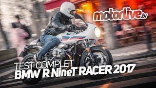 BMW R NineT RACER 1200 | TEST COMPLET