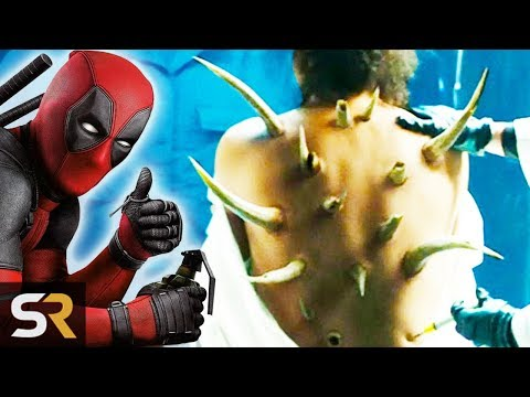 Deadpool: 8 Important Details You Totally Missed