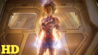 Captain Marvel Final Battle Scene | Captain Marvel vs Kree People in 1080p