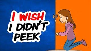 I Wish I Didn't Find My Mom Secret Door