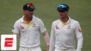 Australia cricketers Steven Smith, David Warner banned 1 year for ball-tampering | Cricinfo | ESPN