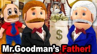 SML Movie: Mr.Goodman's Father!
