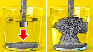27 Insanely Cool Experiments