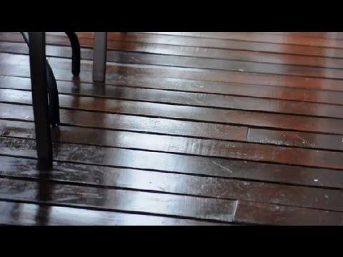 C mo repintar pisos de madera c mo reparar tu hogar - Reparar piso parquet ...