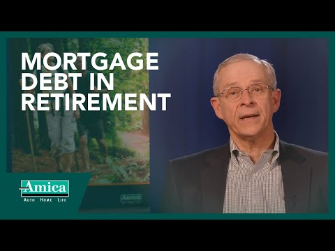 How mortgage debt can impact your life insurance needs in retirement