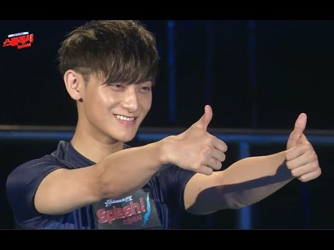【TVPP】TAO(EXO) - Challenge for SPLASH! [2/3], 타오(엑소) - 멋지게 성공한 타오! @ SPLASH!
