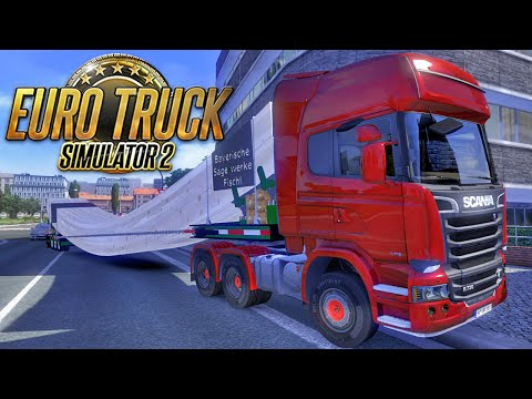 Carga Longa - Euro Truck Simulator 2