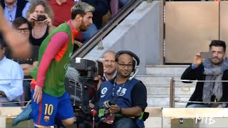 Lionel Messi ● All 22 La Liga Goals Coming Off The Bench ● New Record