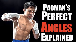 Manny Pacquiao's Agressive Combinations & Footwork Explained - Technique Breakdown