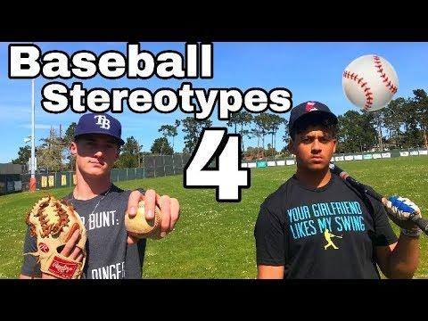 Baseball Stereotypes 4 | High School Edition