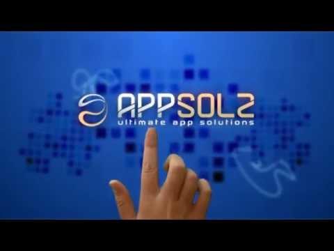 Mobile app development by Appsolz