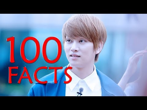 100 Things You Did Not Know About Kim Heechul