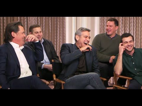 'Hail, Caesar!' | All-Star Cast Talks New Movie