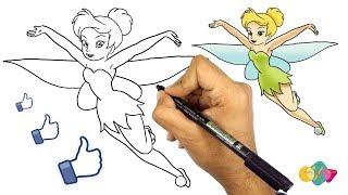 رسم تنة ورنة للاطفال بأسهل طريقة || تعليم الرسم الكرتون للاطفال ...