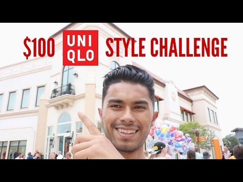 $100 Uniqlo Style Challenge