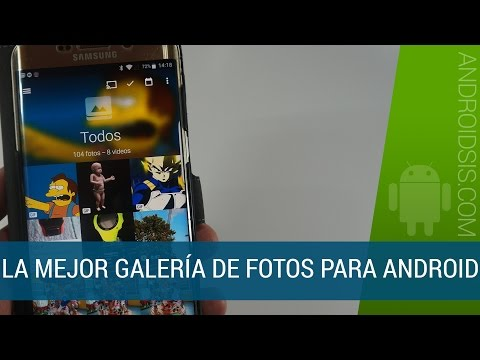 """La mejor galería de fotos para Android se llama PiKture con """"K"""" y es gratis"""