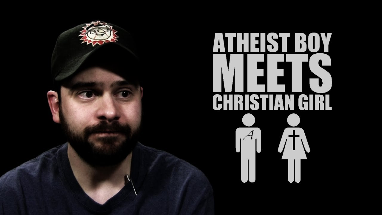 Help christian dating atheist