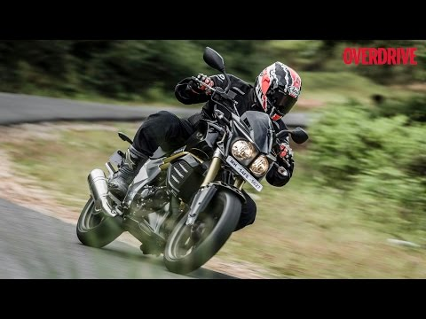 Mahindra Mojo first ride review