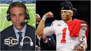 Justin Fields delivered a historic performance vs. Clemson – Chris Fowler | SC with SVP