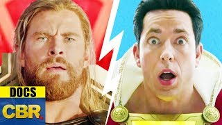 The History Of The Marvel Vs DC Rivalry