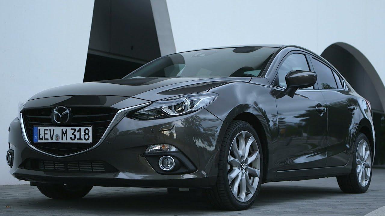2014 Mazda 3 Sedan Design Youtube