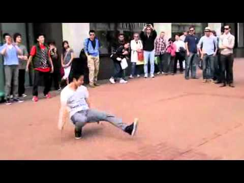 Run DMC - Peter Piper (street dancing)