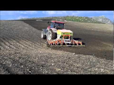 Seminatrice pneumatica raciti planet 5m for Semina arachidi