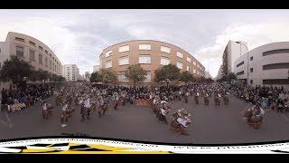 Comparsa Los Pirulfos 2016 Vídeo 360 (Rec Army producciones)