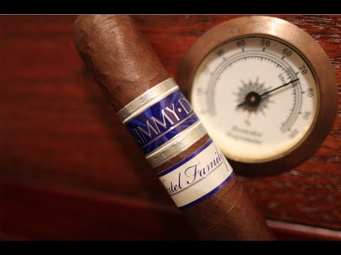 Nimmy D by Nimish Cigar Review