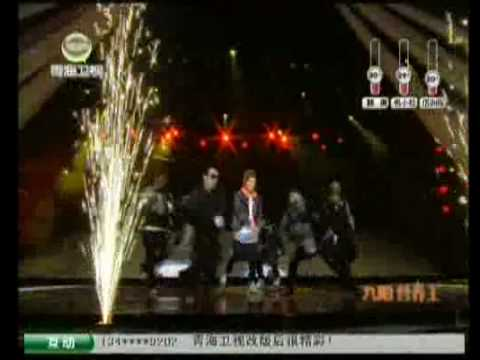 100526  Jang woo Hyuk@ Qinghai Satellite TV