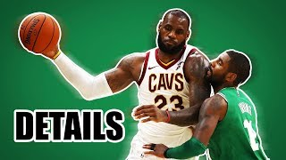 What REALLY Happened Between LeBron & Kyrie Irving?