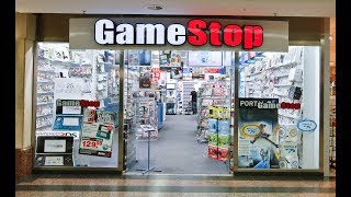 GameStop Officially Closing All Stores ?