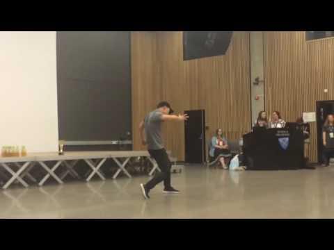 Kasper SM Choreograper Dance EXO Monster.