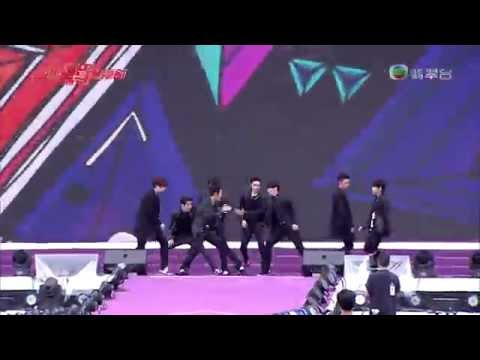 140701 Hong Kong Dome Festival-SJM Break Down+Go+Oppa Oppa+Swing