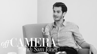 Andrew Garfield Tells the Story of His Artistic Self-Realization