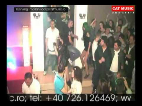 Dj Sava & Andreea D. (concert in Albania, Club Mojito)