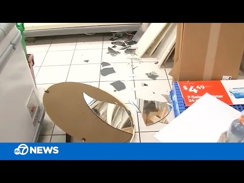 4.5 magnitude earthquake rattles Bay Area