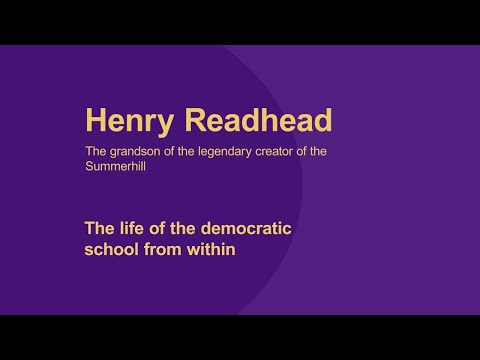The life of the democratic school from within
