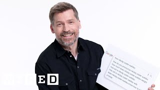 Nikolaj Coster-Waldau Answers the Web's Most Searched Questions | WIRED
