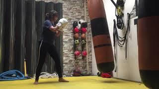 Boxing Class for beginner at Machiato