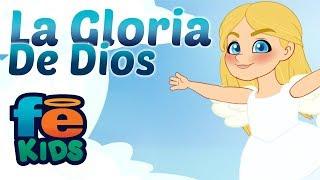 La Gloria De Dios, Juana, Canciones Infantiles - Vídeo Animado