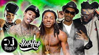 MIX HIP-HOP ANOS 2000 RELAX CHILL | GOOD VIBE MUSIC | Lil Wayne, Whiz Khalifa, T-Pain E MUITO +