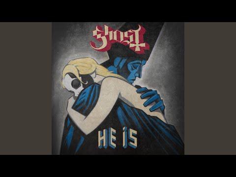 He Is (The Haxan Cloak Remix)