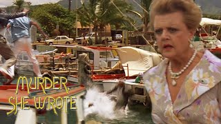 Murderer Jumps into the Sea   Murder, She Wrote