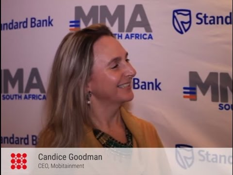 Candice Goodman, CEO, Mobitainment - The MMA Smarties Awards