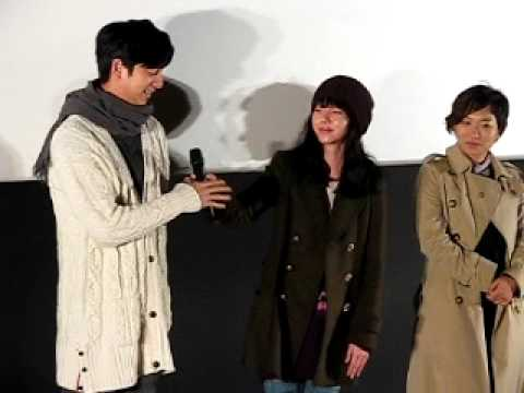 2010.12.11. 김종욱찾기 무대인사.