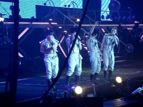 26.9.08 飛輪海想入飛飛演唱會香港站-愛的王道